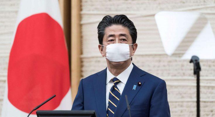 Coronavirus Cases in Japan on 22nd May