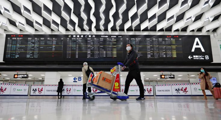 Japan expanding entry ban to India, 10 others