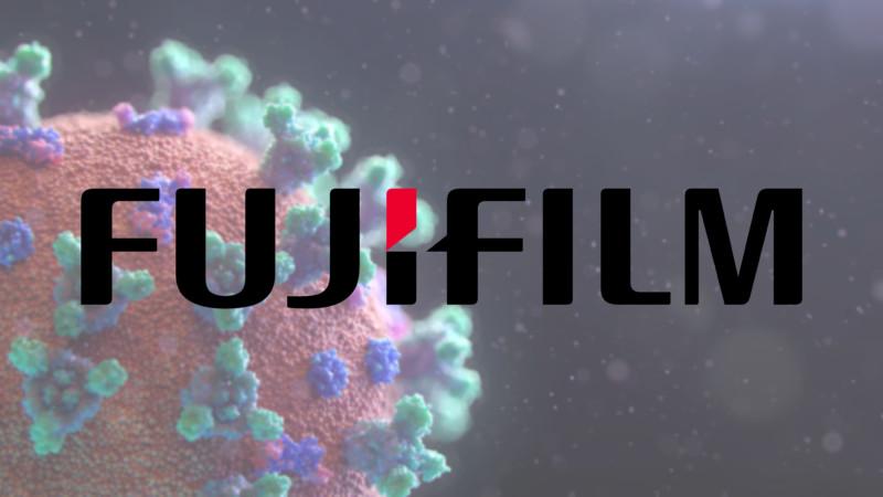 fujifilm 100 billion yen investment in Danish drug facility