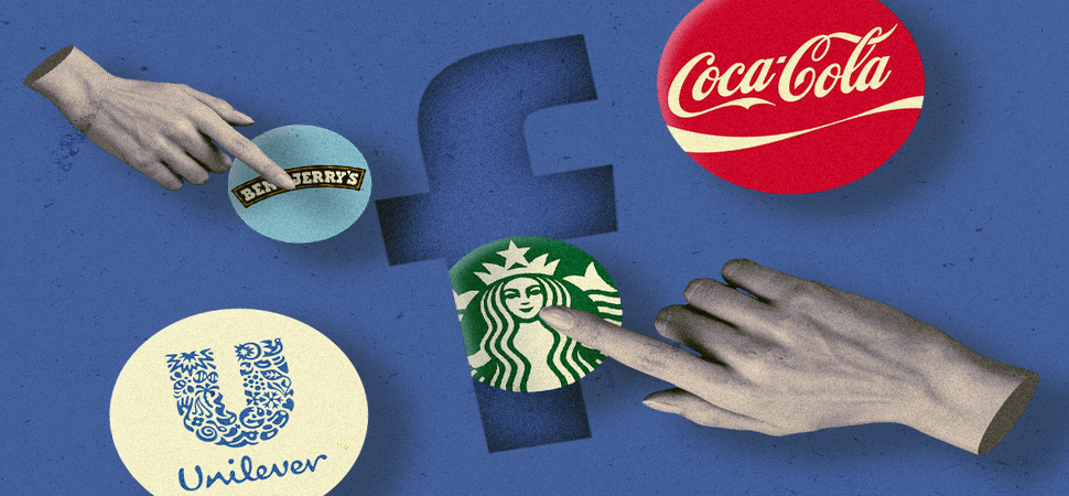 major companies pull advertising from facebook