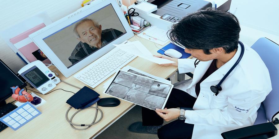 Demand for online doctors creates $39 billion titan in Japan