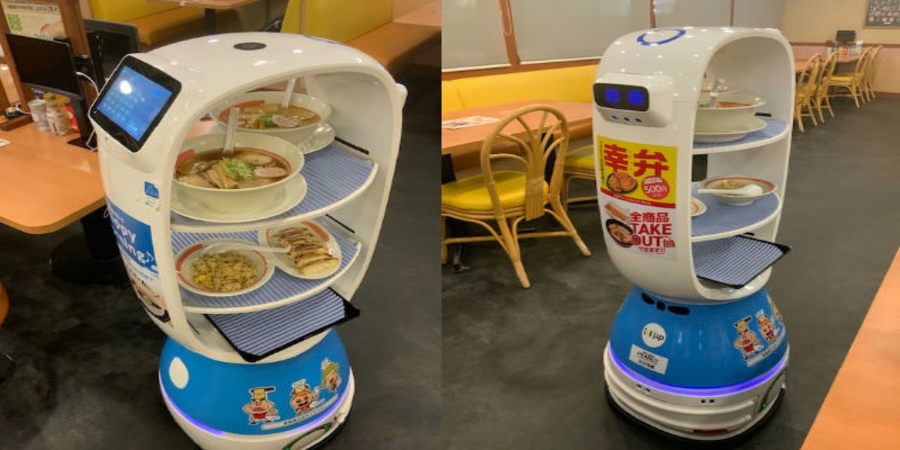 "Japanese ramen chain Kourakuen is hoping to make social distancing easier, and ease staffing issues at the moment by relying on a new tablet-operated ""ramen robot"" called the K-1."
