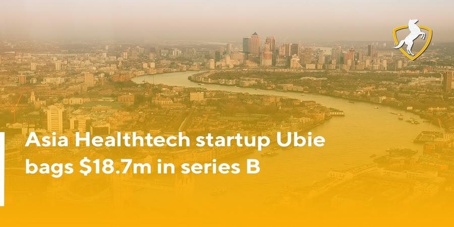 Healthtech startup Ubie secures $18.7 Mn Series B funding round
