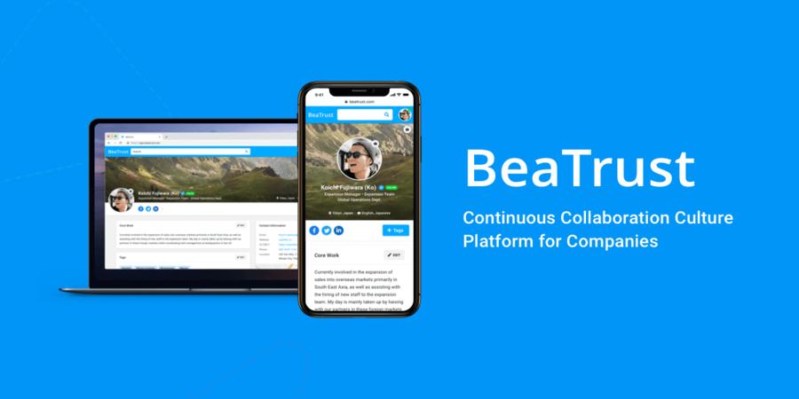 Tokyo-based collaboration platform BeaTrust lands $2.8 million seed round