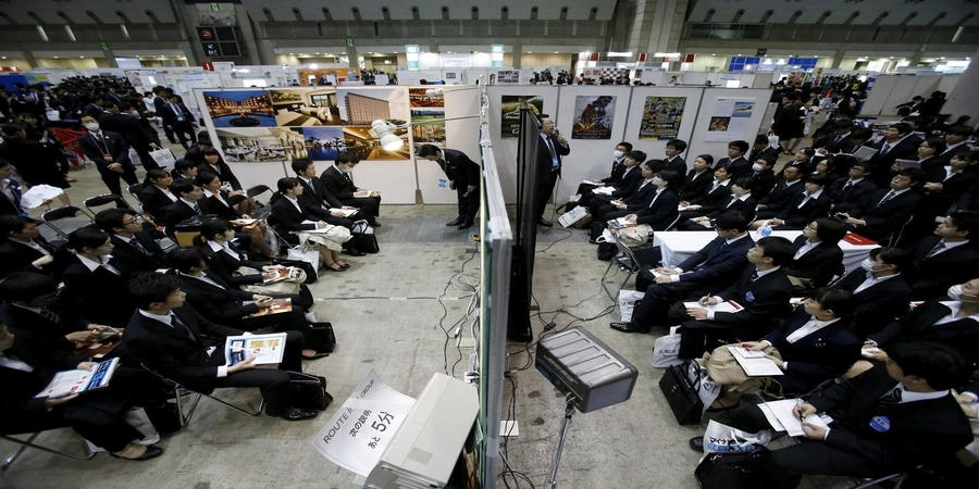 Japan's unemployment rate rises to 2.9% in July