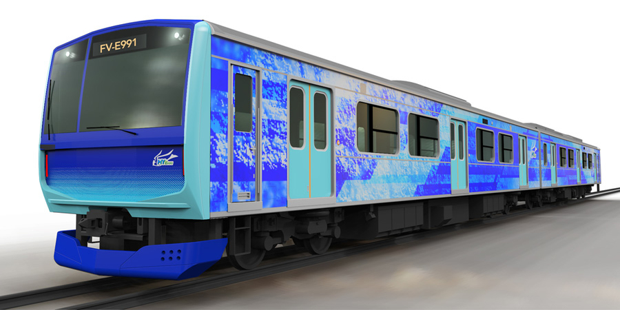 Toyota, Hitachi, JR East to jointly develop hydrogen-powered trains