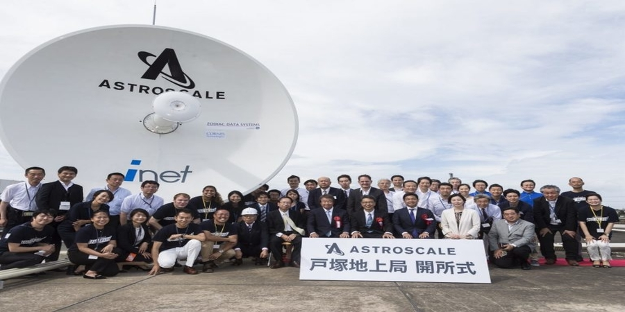 Japan's space debris removal startup Astroscale banks $51m in series E round