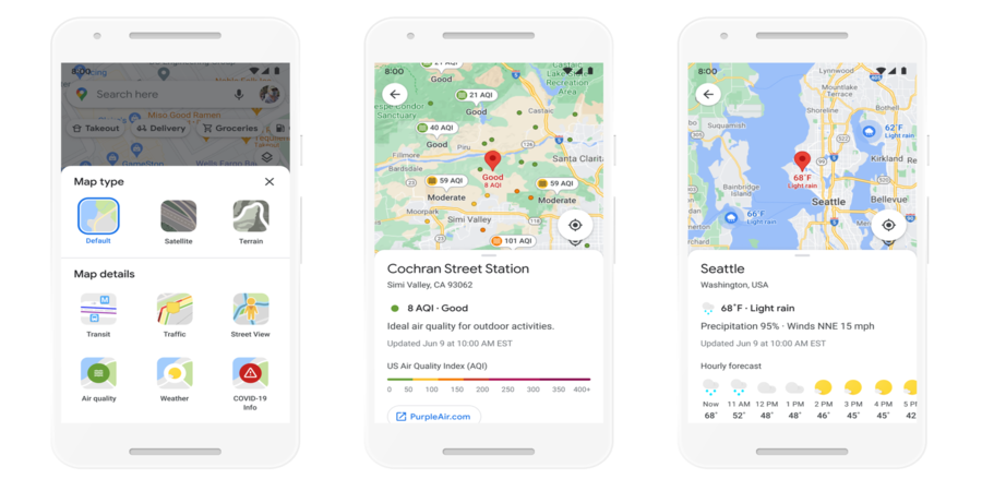 Google is making some big upgrades to directions in Google Maps
