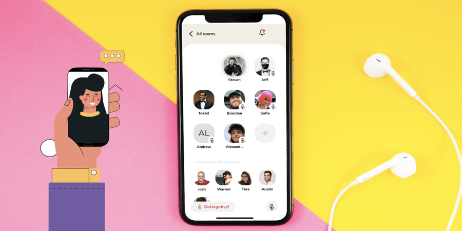 Audio app Clubhouse floats payment feature for creators