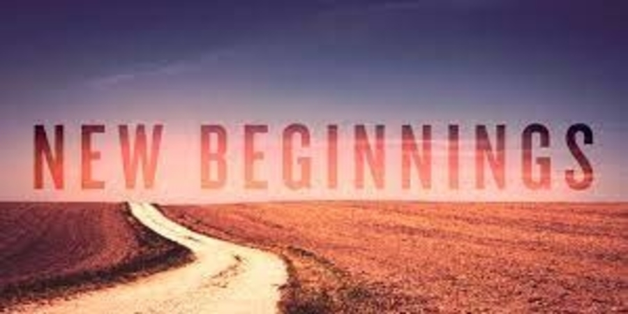 Change: Way to a New Beginning