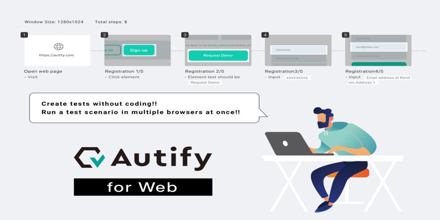 Autify, AI-powered software testing automation platform