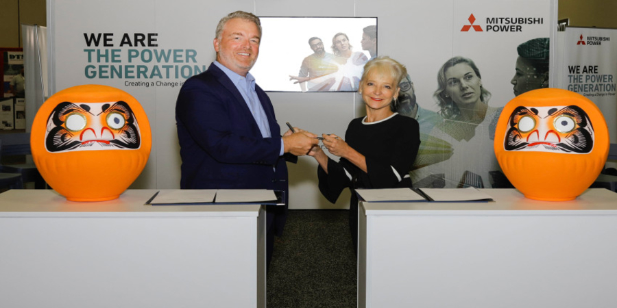 Mitsubishi Power, El Paso Electric to develop roadmap toward carbon-free energy mix by 2045